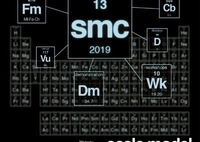 SMC 2019 Flyer front