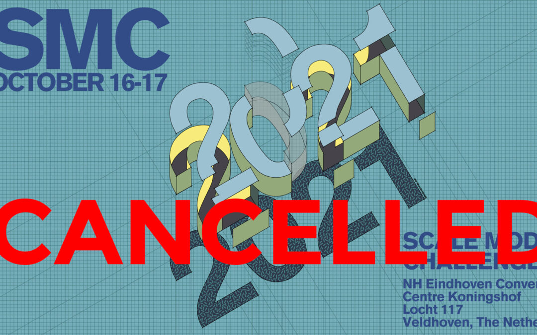 SMC 2021 CANCELLED